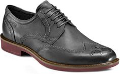 Englin's Fine Footwear Store - ECCO Men's Biarritz Wing Tip Tie (Available in Multiple Colors), $190.00 (http://www.englinsfinefootwear.com/ecco-mens-biarritz-wing-tip-tie-available-in-multiple-colors/) #Ecco #Wingtip