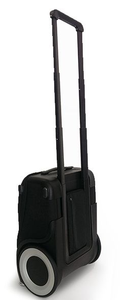 G-RO: Revolutionary Carry-On Luggage | Home