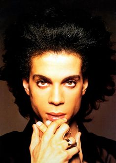 Prince during the 1989 Batman era - he got so slick, hip and sophisticated at that time, loved it!
