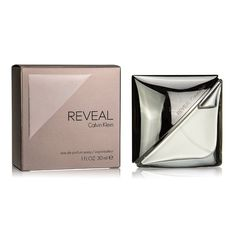 Calvin Klein Reveal 30ml EDP Box. RRP £38.00 | TJ Hughes Price £19.99. A sultry eau de parfum, Reveal from Calvin Klein is a great fragrance for special occasions. This perfume for women comes in a handbag-sized 30ml bottle. http://www.tjhughes.co.uk/fragrance-beauty/fragrance