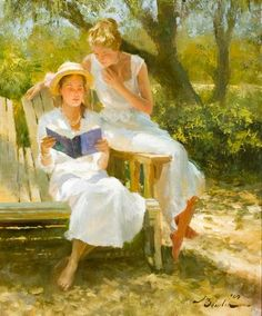 Reading and Art - Joe Bowler
