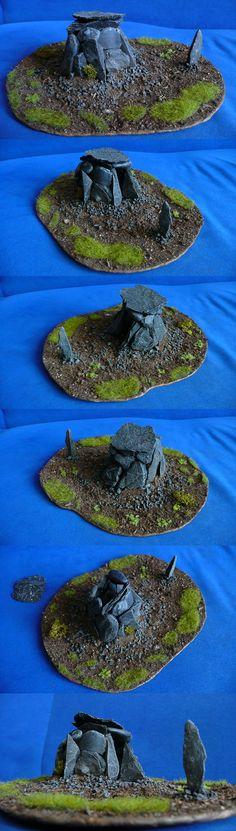 Stony cairn by Ratshaman