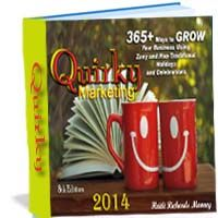 Check out my good friend @Heidi Richards Mooney new book, #QuirkyMarketing