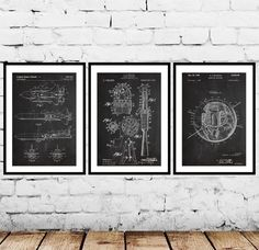 Space Poster, Space Exploration Patent, Space Prints, Space Shuttle, Space Art, Outer Space Wall Decor, Space Rocket, Space, Outer Space Art