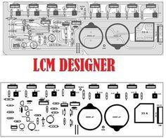 2 Circuit Board Design, Speaker Plans, Circuit Diagram, Audio Amplifier, Theater, Technology, Electronic Circuit, Klipsch Speakers, Sign