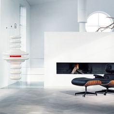 Lampadario Ufo - design Verner Panton - Verpan