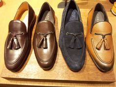 Harry's of London Tassel Loafers www.theshoesnobblog.com