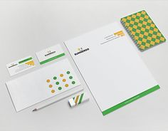 """Check out new work on my @Behance portfolio: """"Corporate Identity 