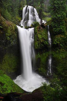 treasuredkeepsakes:    Falls Creek Falls by =greglief