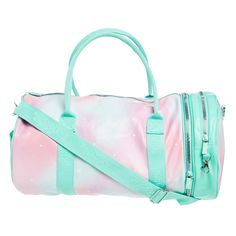 Image for Pastel Weekend Bag from Smiggle UK School Bags For Kids, Kids Bags, Gymnastics Bags, Girls Luggage, Dance Supplies, My Style Bags, Hello Kitty Coloring, Unicorn Fashion, Claire's Accessories