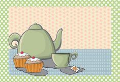 Casada e Apaixonada: Convites de Chá de Cozinha/Panela II