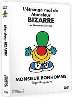 Monsieur bonhomme: L'étrange mal de monsieur bizarre et 10 autres histoires (Version française) Distribution Select (Video) http://www.amazon.ca/dp/B004LS8P6I/ref=cm_sw_r_pi_dp_Ayx1ub0GDABWX