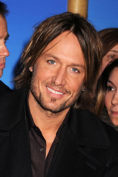 Keith Urban ......  Look at that pretty face and them blue eyes...