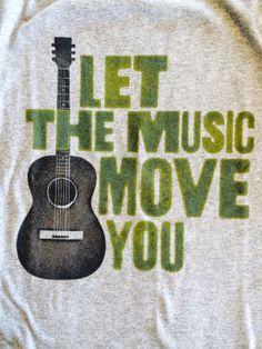 Men's Music Move You Newbury Tee | Life is good
