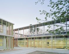 Primary School in Karlsruhe,© Brigida González