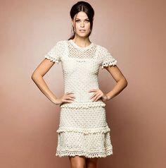 #MesdosNamorados  Stay Classy & Chic - Marchesi White Dress ❤❤❤ #ShopOnline…