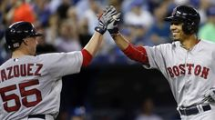 All players on the Boston Red Sox's major league roster now officially are under contract for 2015. The Red Sox announced Sunday that they have agreed to terms with 21 players on one-year contracts...