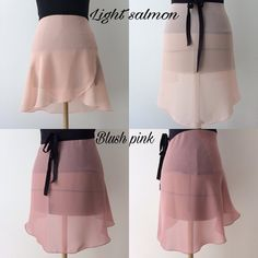 Image of Pink colors: blush pink, size L