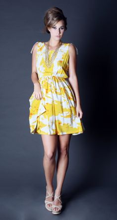 Limone Dress by SMITH