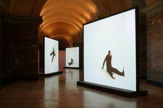 UTRAM Muséographie - William Forsythe au Louvres