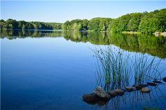 Lake Washington Chepachet Rhode Island   #VisitRhodeIsland