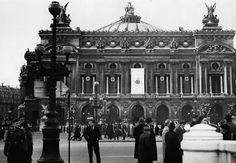 The Paris Opera, March 1941