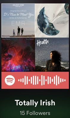 Totally Irish Playlist On Spotify Soundtrack, Irish, The Originals, Board, Music, Movie Posters, Musica, Musik, Irish Language