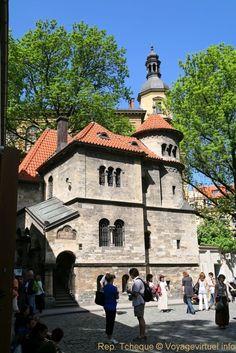 Klausen Synagoga Josefov - Praga, República Checa