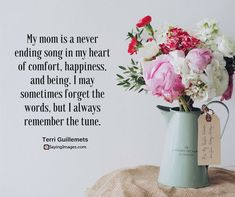 Happy Mother's Day Quotes, Messages, Poems & Cards Mothers In Heaven Quotes, Mother Birthday Quotes, Happy Mother Day Quotes, Sunday Quotes Funny, Funny Dating Quotes, Mom Quotes, People Quotes, Message For Mother, Mothers Day Pictures