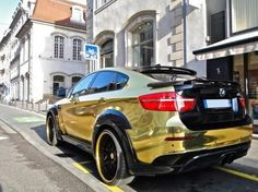 my dream ride a BMW M Hamann yes is so sickkk Bmw X6, My Dream Car, Dream Cars, Bmw X Series, Toys For Boys, 21st Century, Cars Motorcycles, Cool Cars, Vehicles