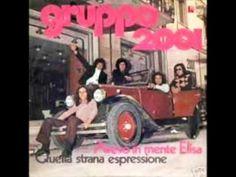 GRUPPO 2001 - AVEVO IN MENTE ELISA (1971)