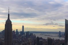 Top Of The Rock View - December 2014