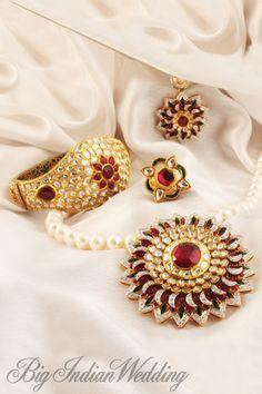 Indian #bridal jewellery