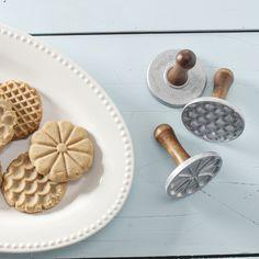 "Nordic Ware Deutschland - Nordic Ware ""Keks-Stempel - Impressionen"" (NW-01235)"