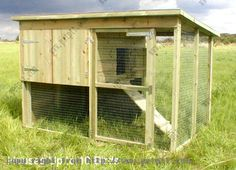 The Melbourne free range poultry house is capable of housing up to 10 layers dependent on breed. It is built to the highest standards of quality and strength and is ideal for free range egg production.
