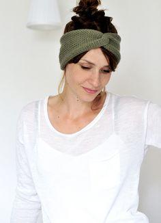 Strickanleitungen - Anleitung I Stirnband AVA - ein Designerstück von Paula_m bei DaWanda
