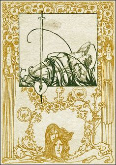 Willy Pogany (Hungarian, 1882-1955) Parsifal, or The Legend of the Holy Grail retold from Ancient Sources, 1912 More Willy Pogany