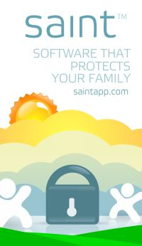 software that protects your family #SAINT