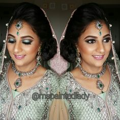 Desi Bridal Makeup And Hair Dallas Indian Bride By Ms Painted Lady Dupatta