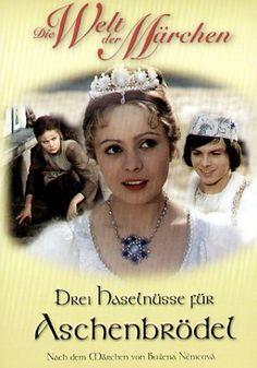 Drei Haselnüsse für Aschenbrödel: Amazon.de: Carola Braunbock, Václav Vorlícek, Libuse Safránková, Pavel Trávnícek: DVD & Blu-ray
