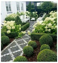 Landscaping With Rocks, Front Yard Landscaping, Landscaping Ideas, Mulch Landscaping, Backyard Ideas, Landscaping Borders, Modern Backyard, Large Backyard, Tropical Landscaping
