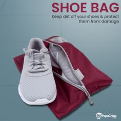 Keep dirt off your shoes & protect them from damage. #shoes #shoebag #bags #wholesale #promotion #marketing #Giveaways #giftideas #gift #Trends #advertising #EVENT #branding #custom Promotion Marketing, Promotional Bags, Event Branding, Picnic Bag, Wholesale Bags, Private Label, Custom Shoes, Your Shoes, Luggage Bags