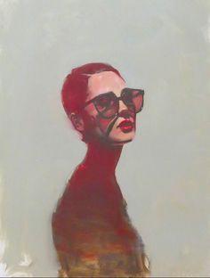 MICHAEL CARSON,modern art, abstarct painting, realism,artist