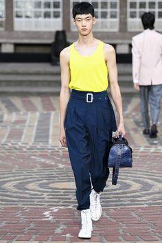 Kenzo Spring 2018 Menswear Collection Photos - Vogue