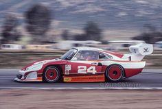 Speer-Madren Porsche 935 (JLP2), Riverside 1983