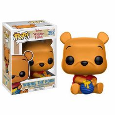 Winnie The Pooh Pop! Disney Funko POP! Vinyl