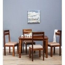 Buy 4 Seater Dining Table Sets Online India