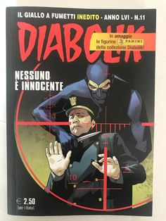 Diabolik - 4x albums out of series + issue no. 11, 56th year, with stickers (2001-17) - W.B.
