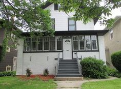 $314,000  SOLID  SPACIOUS AMERICAN 4-SQUARE IN SOUTH O.P HARRISON ART DISTRICT. 4 BEDROOMS, FINISHED ATTIC, 1 FULL-1 HALF BATH. GORGEOUS HARDWOOD FLOORS THROUGHOUT. BOX BEAM CEILING IN D.R., BUILT IN MIRROR IN FOYER, GREAT OLD DOORS AND WOOD WORK. COME TOUR AND SEE THIS GEM WAITING FOR YOUR FINISHING TOUCH. 1/2 BLOCK WALK TO LONGFELLOW ELEMENTARY SCHOOL AND PARK + BARRIE, REHM(Pool) MAZE LIBRARY  CONSERVATORY. SOLD AS IS