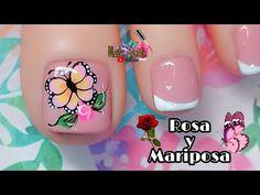 Merry Christmas Gif, Nail Salon Design, Nail Art Videos, Best Acrylic Nails, Nail Colors, Nail Designs, Nail Polish, Lily, Beauty
